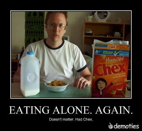 Eating-alone-Demotivational-poster